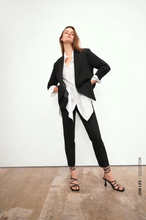 blazer vêtements Zara