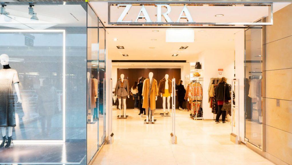 vêtements Zara mode automne 2021
