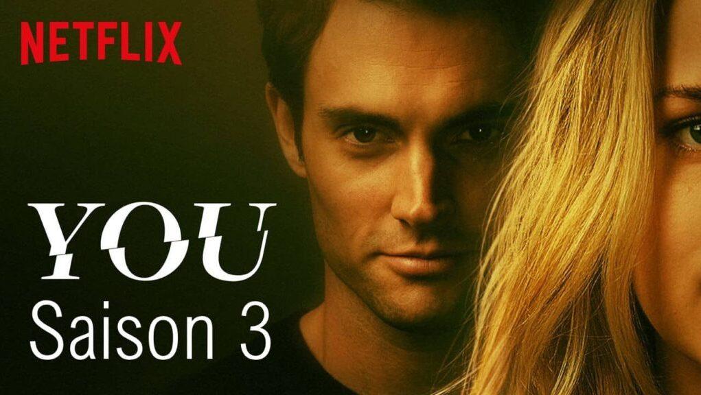 You saison 3 date de sortie
