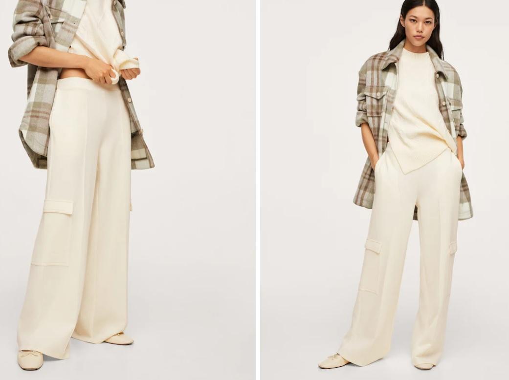 pantalon tendance 2021