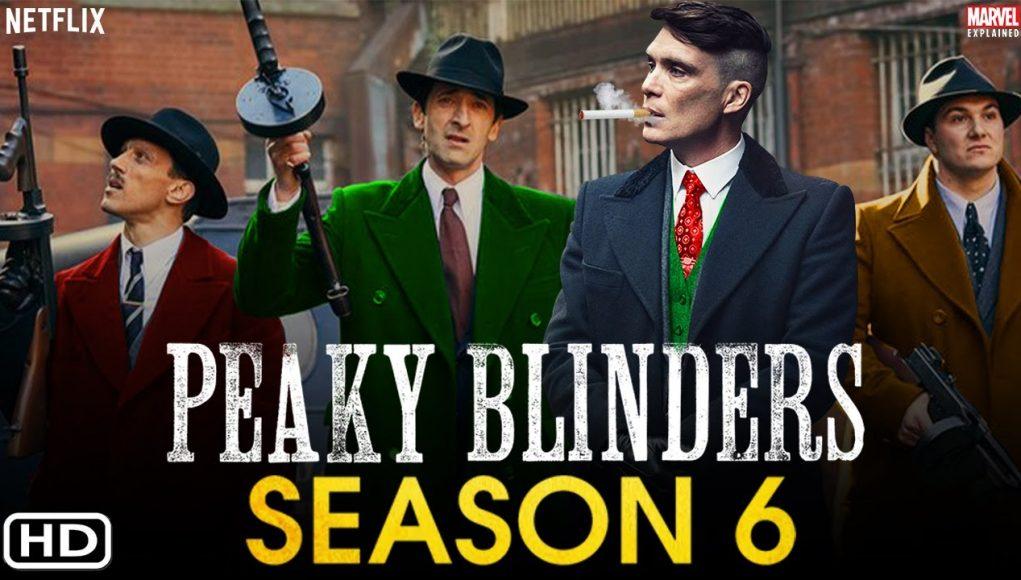 Peaky Blinders saison 6 date de sortie