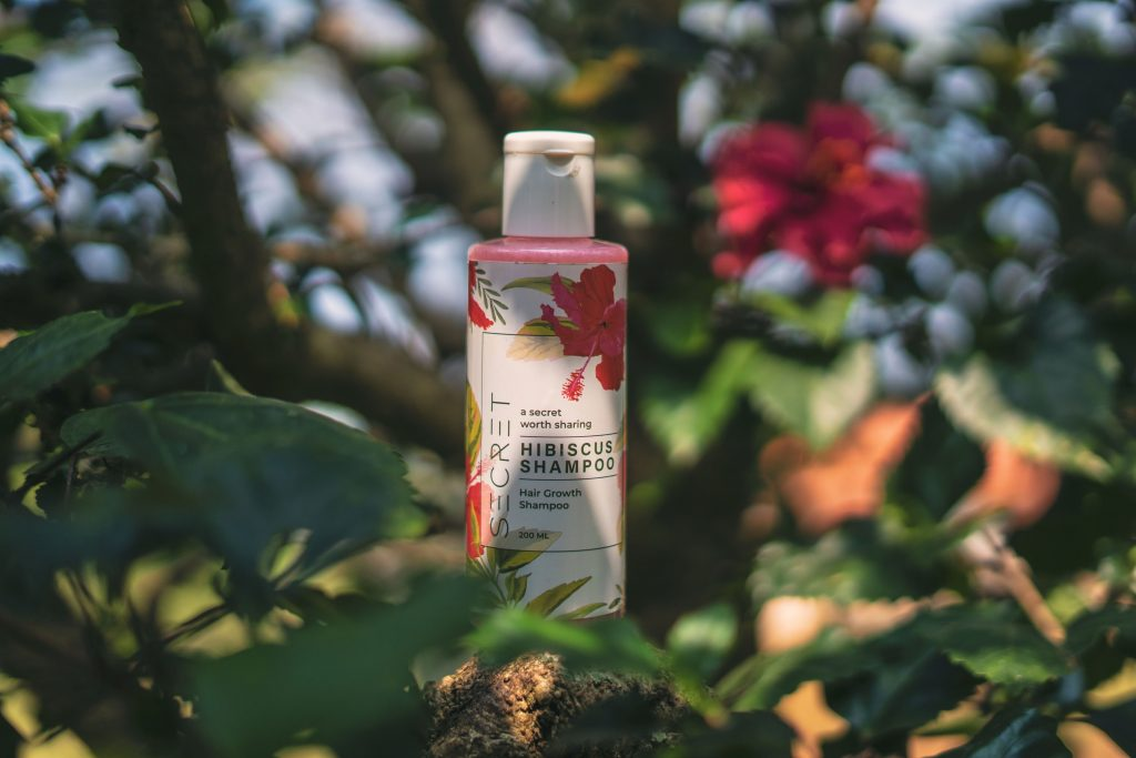 shampoing naturel BIO
